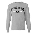 Stone Bridge - Cross Country Long Sleeve T- Shirt